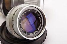 Leica Leitz Elmar 9cm 1:4 (Leica LTM M39 mount)