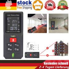 40-100m Digital Laser Entfernungsmesser Laser Abstandsmesser Distanzmessgerät DE