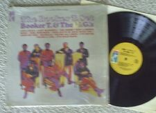 memphis soul THE BOOKER T SET with FOIL COVER - IN SHRINK- UNPLAYED! MINT! funk