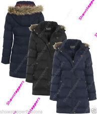 Fur Popper Coats & Jackets Hood for Women