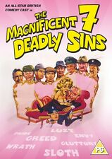 The Magnificent Seven Deadly Sins 1971 DVD