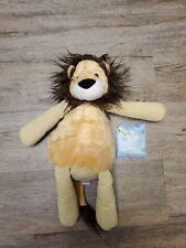 "Scentsy Buddy Roarbert the Lion 15"" Plush Retired 2010 with newborn nursery Pak"