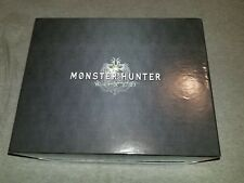 Monster Hunter World Collector's Edition (PlayStation 4, 2018) PS4