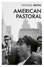 American Pastoral by Philip Roth Paperback Book
