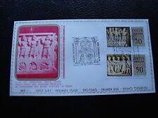 VATICAN - enveloppe 1er jour 9/12/1977 (B14)