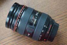Canon Zoom Lens EF 24 70mm 1: 2,8 L USM.