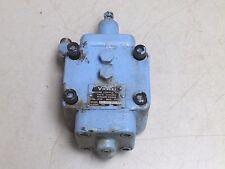 Vickers Hydraulic Pressure Control Valve MDL: RG-06-D2-10 PRESURE RANGE 250-1000
