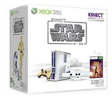 Microsoft Xbox 360 - console Slim 320GB #Star Wars Edition NEW & BOXED