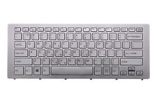 New Sony Vaio SVF15N1S2ES SVF15N1Y2ES SVF15N2Y2ES Greek Backlit Keyboard
