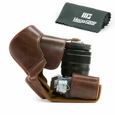 """MegaGear """"Ever Ready"""" Protective Leather Camera Case for Fujifilm X-T1"""