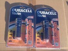 Duracell Tough 14x LED Torch  CMP-5 Aluminium, super clear X2 FASTP&P Xmas Gift