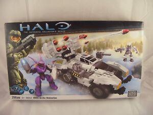 Halo Mega Bloks 96852 UNSC Arctic Wolverine