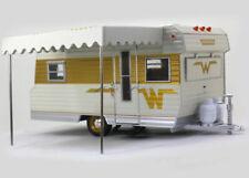 More details for 1:24 winnebago 216 model caravan trailer diecast detailed scale model awning