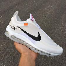 "Nike Air Max 97 Off-White ""THE TEN"" 10US"