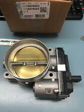 New Genuine GM 12678223 Fuel Injection Throttle Body LT1 LT4 L96 L87 LC8 Camaro