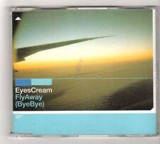 (FZ951) Eyes Cream, Fly Away (Bye Bye) - 1999 DJ CD