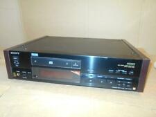 SONY CDP-X555ES Compact Disc CD Audio Player Overhauled Tested Working ~