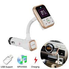 Sans fil bluetooth transmetteur fm lecteur MP3 chargeur + remote pour iphone samsung