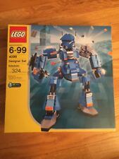 LEGO Make and Create Designer Robobots (4099) New In Box 324 Pieces