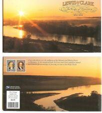 Scott 3855 - 3856 US Lewis & Clark  Booklet Of 20 Mint Never Hinged $8.95 FV