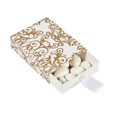 Gold Pull Favour Box