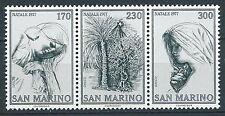 1977 SAN MARINO NATALE MNH ** - ED