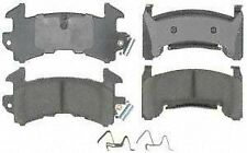 ACDelco 17D154C Front Ceramic Brake Pads