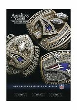 NFL: America's Game: New England Patriots Free Shipping