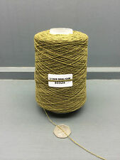200G OLIVE GREEN 2/20NM 95% WOOL 5% CASHMERE YARN 55525