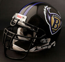 RAY LEWIS Edition BALTIMORE RAVENS 1996-1998 REPLICA Throwback Football Helmet