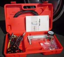 Fuel Pressure and Flow Tester with SURR connectors