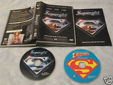 SUPERGIRL DVD LIMITED EDITION #ED TO 50,000 HELEN SLATER