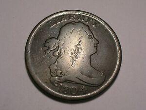 1804 Half Cent (Attractive)
