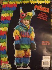 Rasta Imposta Childs Pinata Costume 3-4t