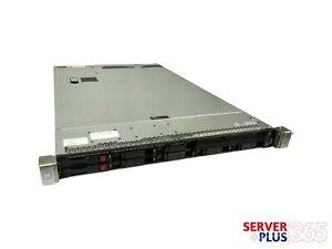 HP DL360 G9 Gen9, 2x 2.5GHz E5-2680v3 12-Core, 384GB RAM, 2x HP 480GB SSD