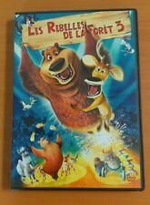 DVD - Les rebelles de la forêt 3