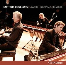 François Bourassa and Yves Leveille Marie Josee Simard - En Trois Couleurs [CD]
