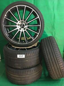 Orig. Mercedes AMG CLS C257 20 Zoll Pirelli Sommerräder Sommerkompletträder