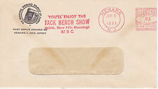 POSTAL HISTORY ADVERTISING METERED COM COVER - 1951 PRUDENTIAL INS CO NEWARK NJ