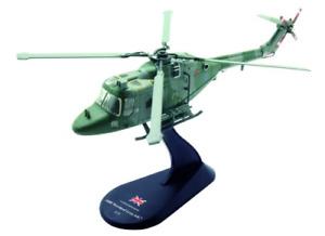 Westland LYNX AH.7 diecast 1:72 helicopter model