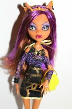 Monster High Clawdeen Wolf Ghouls Night Out GNO Nachtschwärmer Exclusive Doll