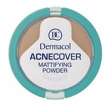 DERMACOL ACNECOVER POWDER ANTI ACNE FACE PROBLEMATIC SKIN ANTIACNE MATTIFYING DC