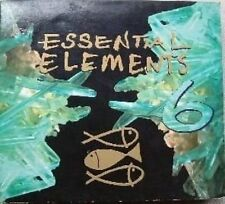 Essential Elements 06 (1995) fila Brazilia, Kenlou, gusto, Stevie V, model 500..