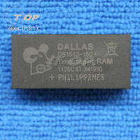 1PCS/5PCS DS1643-150 DS1643 Encapsulation:DIP Nonvolatile Timekeeping RAM 28PINS
