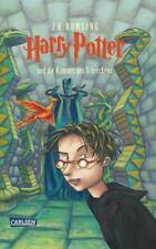 Harry Potter und die Kammer des Schreckens von Joanne K. Rowling (1999,...