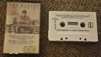 """Don Henley """"I Can't Stand Still"""" Cassette Tape  album 1982 no barcode THE EAGLES"""