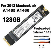 "128GB SSD RE THNSNS128GMFP For Apple MacBook Air 11"" A1465 13"" A1466 Mid 2012"
