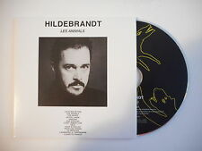 HILDEBRANDT : LES ANIMALS [ CD ALBUM PORT GRATUIT ]