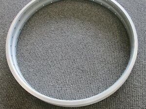 Sun Rims Rhyno Lite 24 inch Silver Rims 1 pair NOS 36 hole rino lite rhino lite