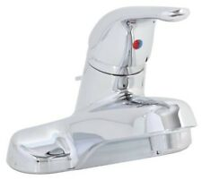 ProPlus - Single Handle Metal Lever - Bathroom/Lavatory Faucet - w/ABS Pop-Up
